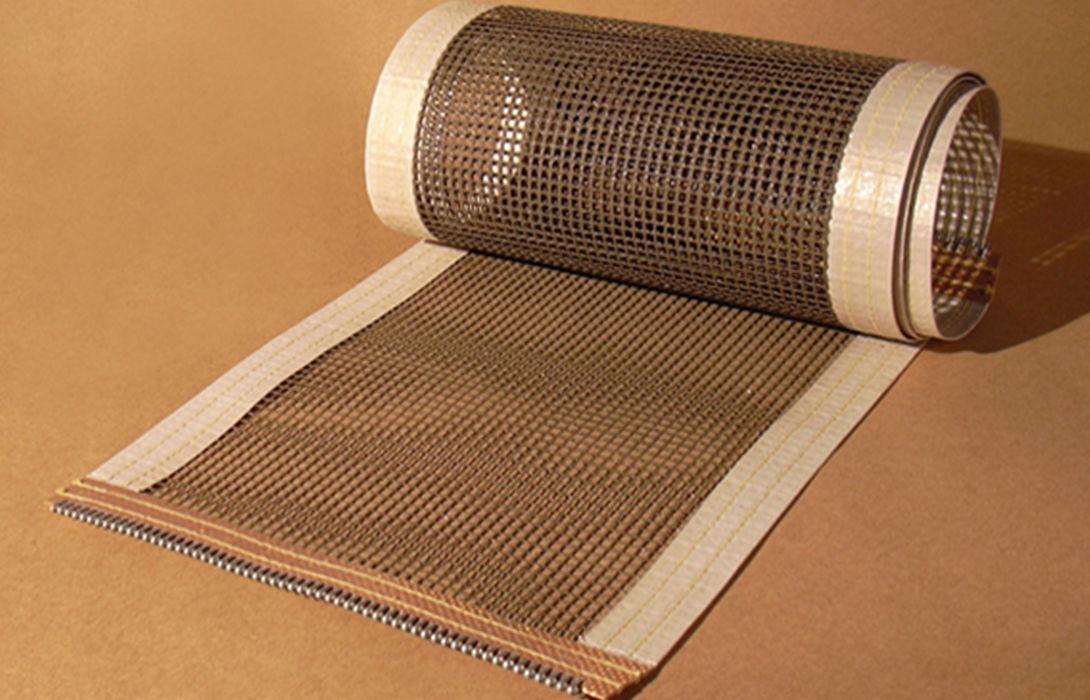 Конвейерные ленты и сетки с тефлоновым покрытием